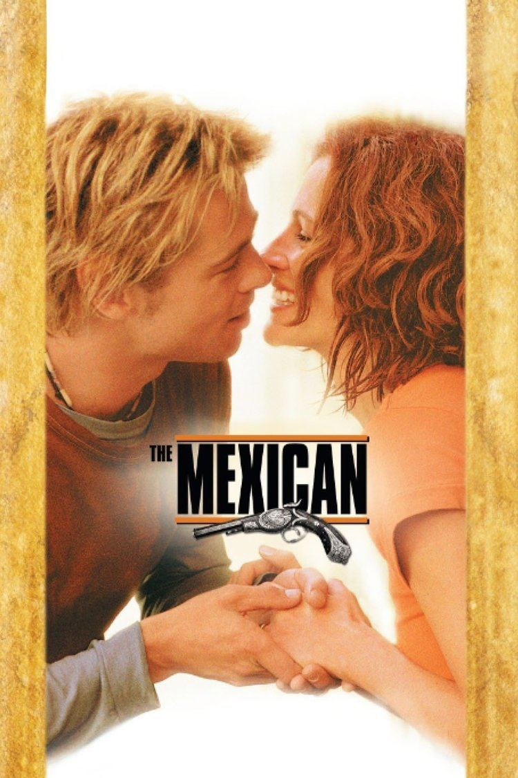 The Mexican wwwgstaticcomtvthumbmovieposters27196p27196