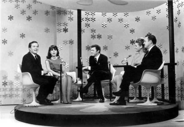The Mike Douglas Show Florida Memory Governor and Mrs Claude R Kirk on the Mike