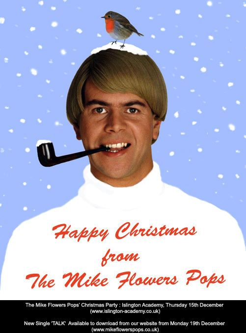 The Mike Flowers Pops The Menu Sir Madam