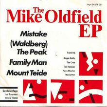 The Mike Oldfield EP httpsuploadwikimediaorgwikipediaenthumbb