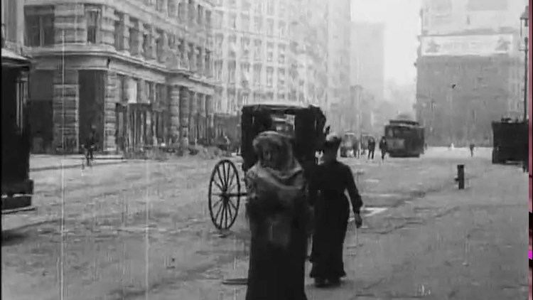 The Miller's Daughter (1905 film) The Millers Daughter 1905 Steele MacKaye Thomas Edison YouTube