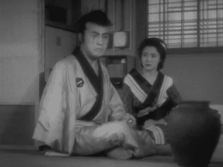 The Million Ryo Pot Samurai Played for Laughs Tange Sazen The Million Ryo Pot 1935