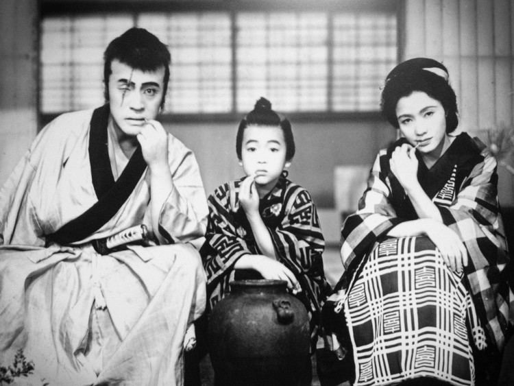 The Million Ryo Pot Tange Sazen The Million Ryo Pot Sadao