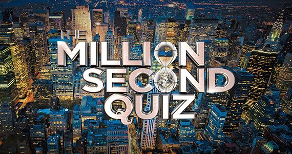 The Million Second Quiz The Million Second Quiz TV show on NBC