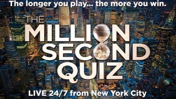 The Million Second Quiz NBCs Million Second Quiz App Strategic and Addicting Variety