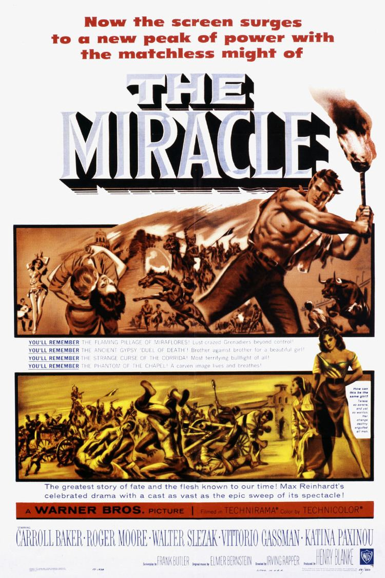 The Miracle (1959 film) wwwgstaticcomtvthumbmovieposters36884p36884