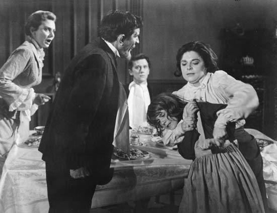 The Miracle Worker (1962 film) The Miracle Worker film by Penn 1962 Britannicacom