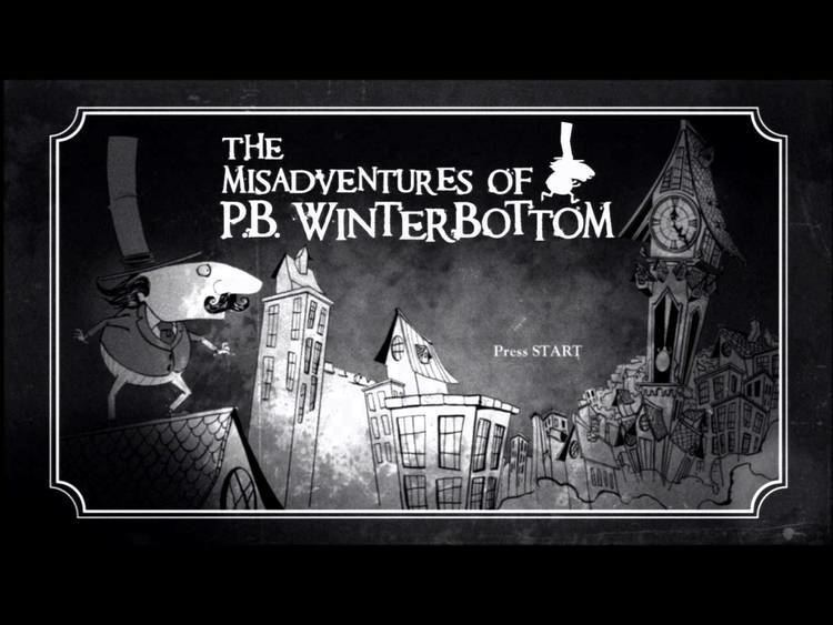 The Misadventures of P.B. Winterbottom The Misadventures of PB Winterbottom Soundtrack 01 Savory