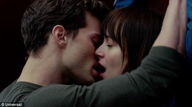 The Missing movie scenes Adaptation Fifty Shades Of Grey star Jamie Dornan left wore a tiny
