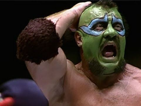 The Missing Link (wrestler) WWE Alumni The Missing Link vs Tony Garea YouTube