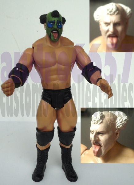 The Missing Link (wrestler) The Missing Link wrestler Alchetron the free social encyclopedia