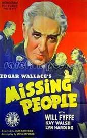 The Missing People movie poster