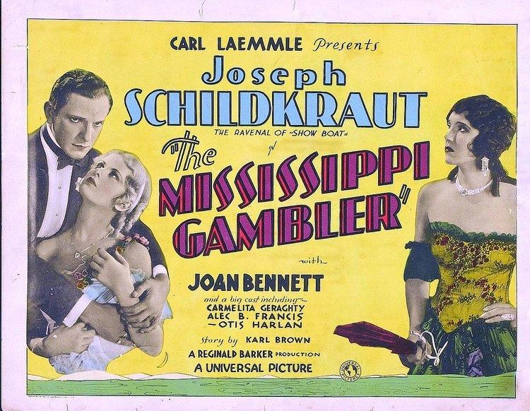The Mississippi Gambler (1929 film) The Mississippi Gambler 1929 film Wikipedia