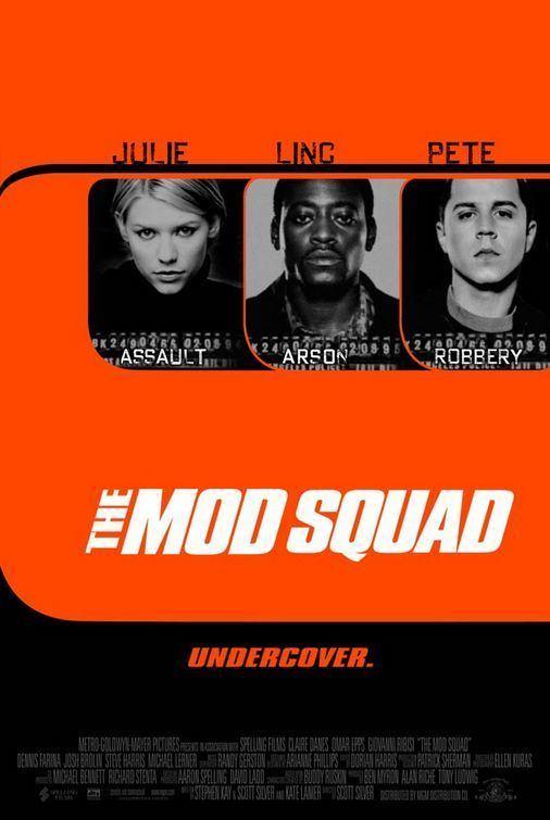 The Mod Squad (film) The Mod Squad Movie Poster 2 of 2 IMP Awards
