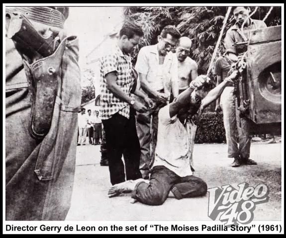 The Moises Padilla Story Critic After Dark The Moises Padilla Story Gerardo de Leon 1961