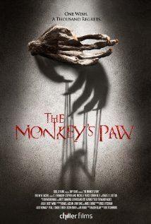 The Monkeys Paw (2013 film) movie poster