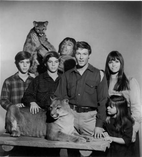 The Monroes (1966 TV series) the monroes tv series Cast of The Monroes L to R Kevin Schultz
