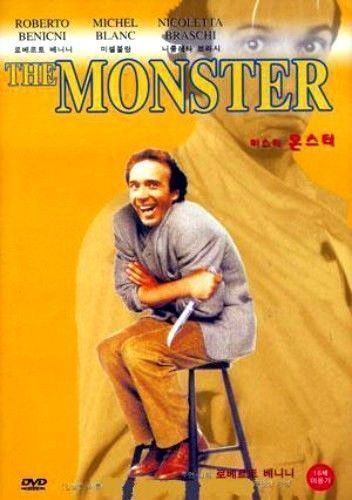 The Monster (1994 film) The Monster IL MOSTRO 1994 import All Regions Roberto Benigni 48
