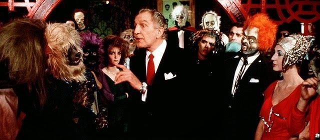 The Monster Club movie scenes Image sourced from johnlprobert blogspot com