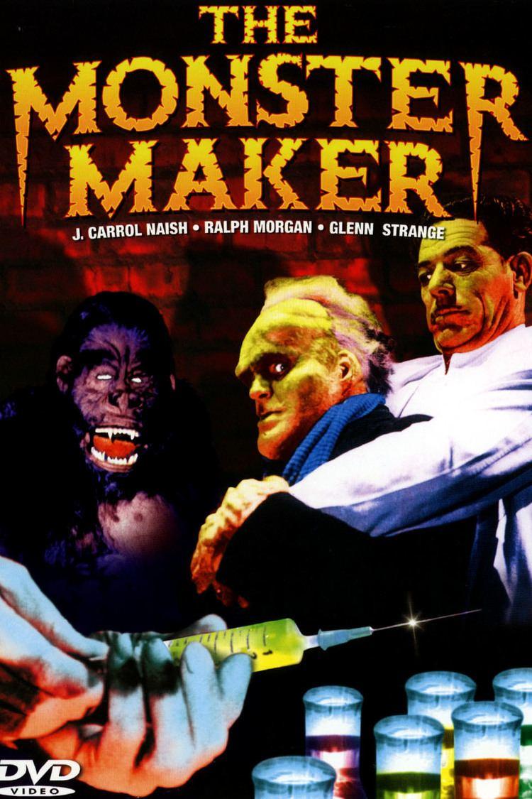 The Monster Maker wwwgstaticcomtvthumbdvdboxart37614p37614d