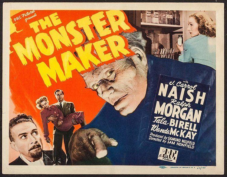 The Monster Maker The Monster Maker 1944