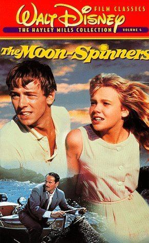 The Moon-Spinners Amazoncom The Moon Spinners The Hayley Mills Collection Vol 4