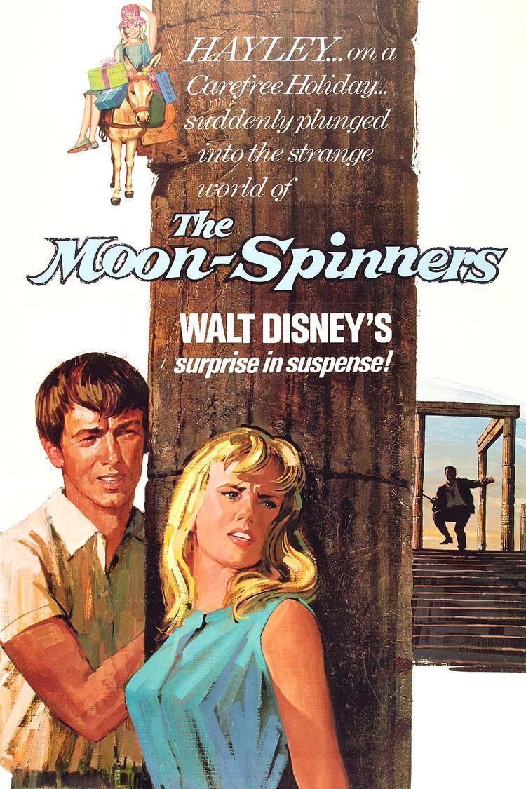 The Moon-Spinners wwwgstaticcomtvthumbmovieposters6774p6774p