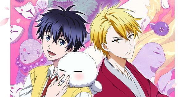 The Morose Mononokean The Morose Mononokean Supernatural Comedy Manga Gets TV Anime News
