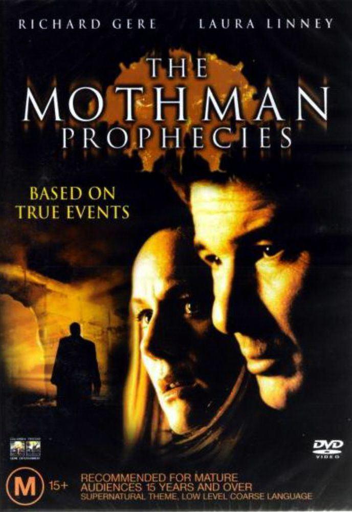The Mothman Prophecies (film) Top 25 best The mothman prophecies ideas on Pinterest