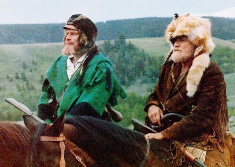 The Mountain Men Cineplexcom The Mountain Men