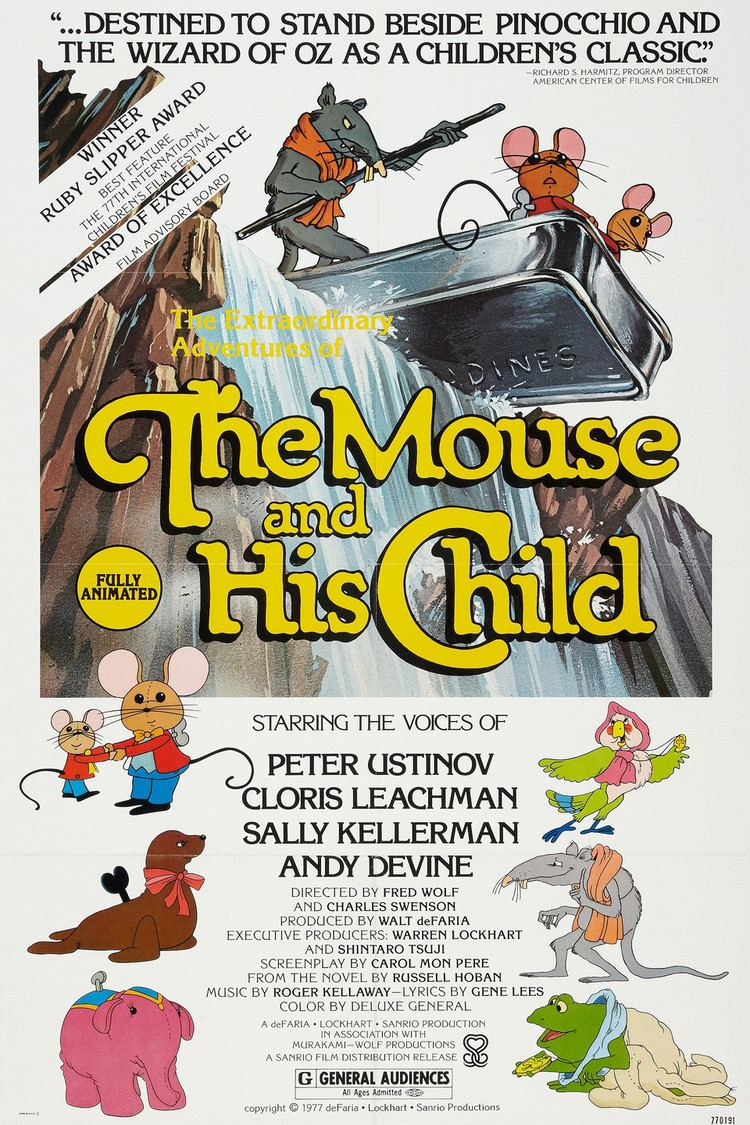 The Mouse and His Child (film) wwwgstaticcomtvthumbmovieposters39579p39579
