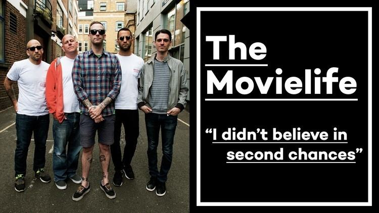 The Movielife Interview The Movielife quotI didn39t believe in second chancesquot