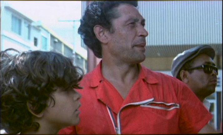 The Moving Picture Man El cine soy yo The Moving Picture Man 1977 Luis Armando Roche