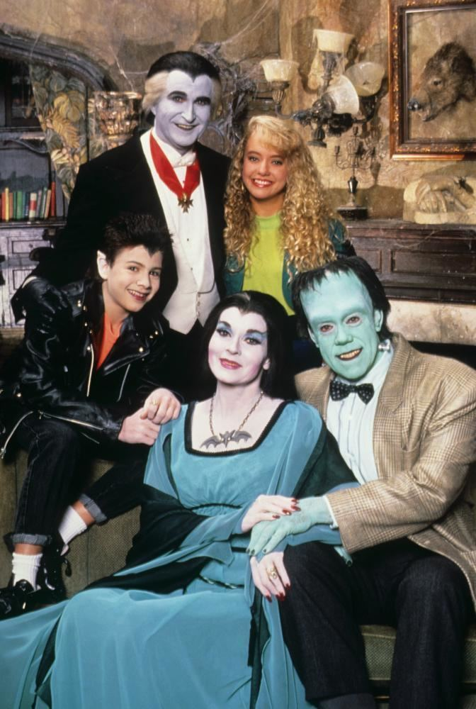 The Munsters Today The Munsters Today TV Series 1988