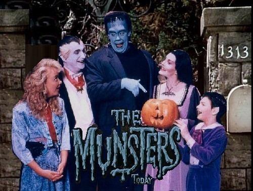 The Munsters Today The Munsters Today munsterstoday Twitter