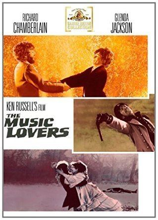 The Music Lovers Amazoncom The Music Lovers Richard Chamberlain Glenda Jackson