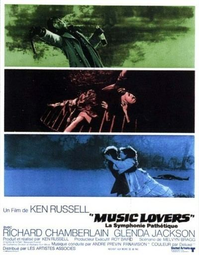 The Music Lovers The Music Lovers Movie Review 1971 Roger Ebert
