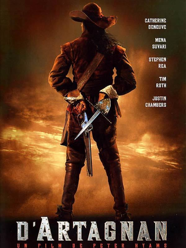 The Musketeer The Musketeer Review Trailer Teaser Poster DVD Bluray