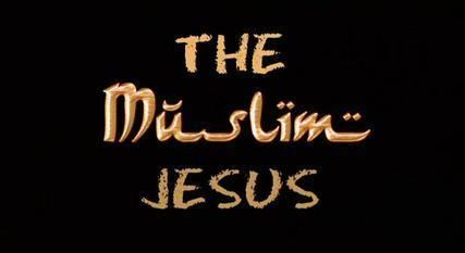 The Muslim Jesus movie poster