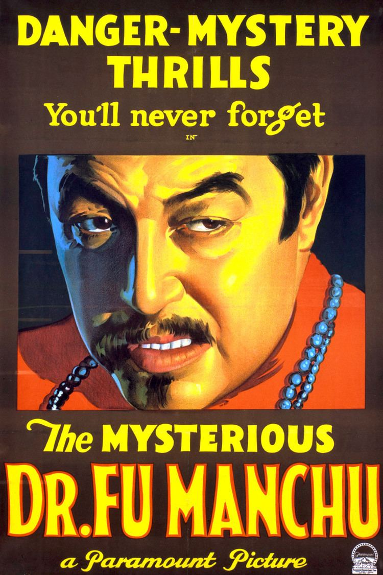The Mysterious Dr. Fu Manchu wwwgstaticcomtvthumbmovieposters8786703p878