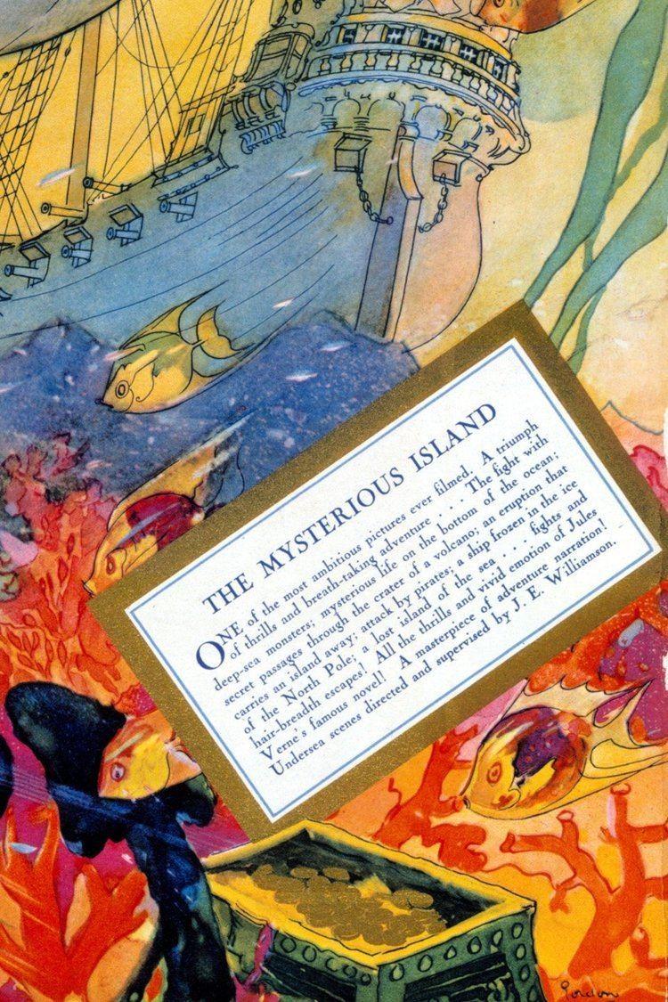 The Mysterious Island (1929 film) wwwgstaticcomtvthumbmovieposters50094p50094