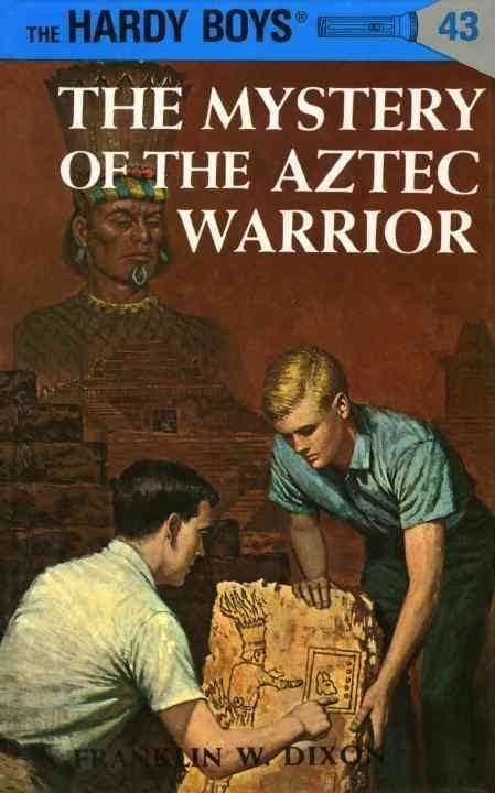 The Mystery of the Aztec Warrior t1gstaticcomimagesqtbnANd9GcS4YUjo91uYT72TJE