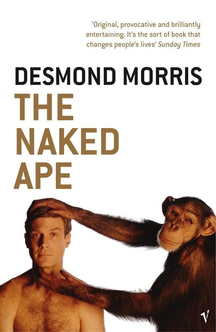the naked ape is a bestseller desmond morris video
