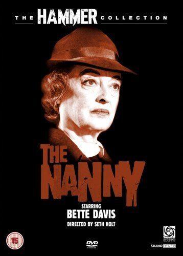 The Nanny (1965 film) The Nanny DVD 1965 Amazoncouk Bette Davis Wendy Craig Jill
