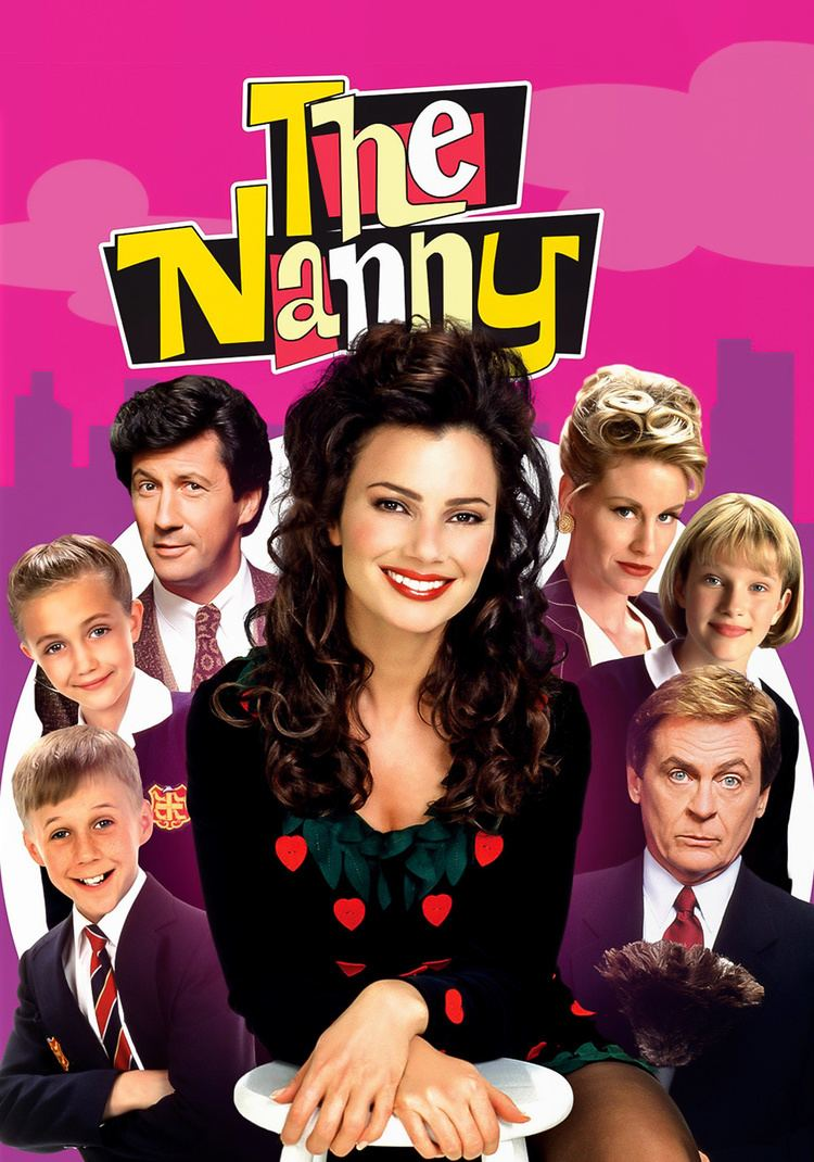 The Nanny The Nanny television show review The RL Terry ReelView