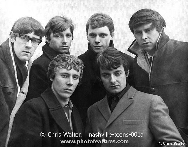 The Nashville Teens Nashville Teens Rock Photo Classic Photography Archive from