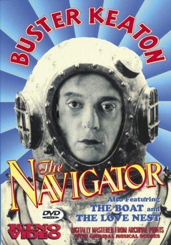 The Navigator (1924 film) Amazoncom The Navigator 1924 Clarence Burton HN Clugston