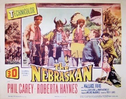 The Nebraskan Nebraskan The 1953 Phil Carey US title card EX 35