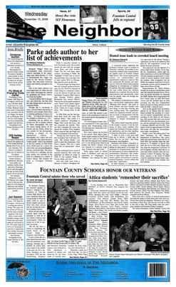 The Neighbor (newspaper)