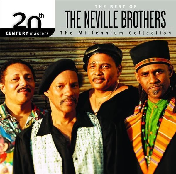 The Neville Brothers N is for the Neville Brothers